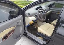 Cần bán lại xe Toyota Vios E đời 2010, màu đen chính chủ