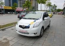 Cần bán xe Toyota Yaris 1.3AT năm 2008, màu trắng, nhập khẩu nguyên chiếc chính chủ