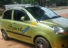 Cần bán xe Chevrolet Spark đời 2010, màu xanh lục số sàn, 170 triệu