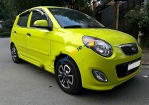 Xe Kia Morning đời 2012, màu vàng chính chủ