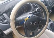 Cần bán gấp Kia Forte 1.6MT 2010, màu đen, xe nhập số sàn