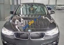 Bán BMW 3 Series 320i đời 2016, màu đen, xe nhập
