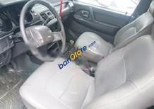 Cần bán gấp Mitsubishi Pajero V6-3.0 2001, màu xanh lam số sàn