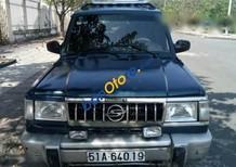 Cần bán xe Ssangyong Musso à đời 1997, màu xanh lam