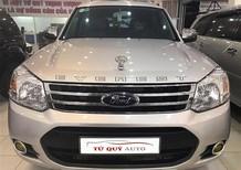 Bán Ford Everest Limited 2015, màu bạc, số tự động, giá chỉ 865 triệu