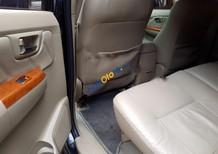 Bán Toyota Fortuner 2.7V 4x4AT đời 2011, màu đen
