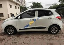 Bán lại xe Hyundai i10 1.0 AT đời 2014, màu trắng