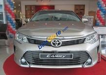 Toyota Gò Vấp - Đông Sài Gòn bán Toyota Camry 2.0E đời 2017, màu nâu