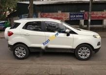 Cần bán lại xe Ford EcoSport Titanium 1.5AT đời 2016, màu trắng