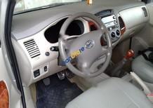 Cần bán Toyota Innova G sản xuất 2008, màu bạc chính chủ