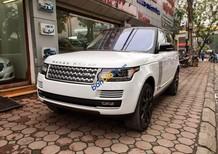 Bán ô tô LandRover Range Rover HSE 2016, màu trắng, nhập khẩu Mỹ