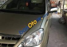 Bán xe Toyota Innova đời 2006, màu vàng