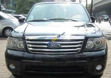 Cần bán lại xe Ford Escape 2.3 XLS 2007, màu đen