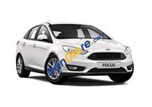 Cần bán Ford Focus 1.5L Titanium sản xuất 2017, màu bạc