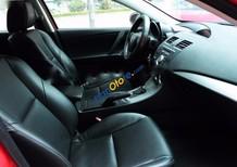 Xe Mazda 3 2.0AT sản xuất 2010, màu đỏ, nhập khẩu, 540 triệu