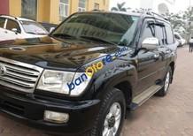 Cần bán xe cũ Toyota Land Cruiser đời 2001, màu đen, xe nhập, 425tr