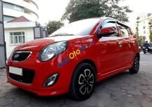 Bán xe Kia Morning đời 2012, màu đỏ