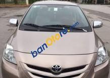 Cần bán Toyota Vios E 2008, màu nâu chính chủ