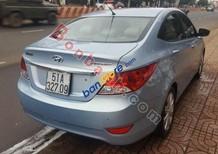 Bán xe Hyundai Accent đời 2012, màu bạc, nhập khẩu nguyên chiếc số tự động, giá 480tr