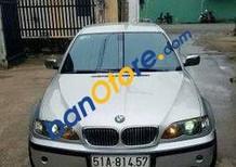 Cần bán gấp BMW 3 Series 325I MT đời 2004, nhập khẩu chính hãng