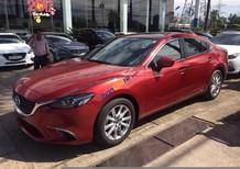 Gía xe Mazda 6 2017 facelift chính hãng tại Biên Hòa-Đồng Nai, hỗ trợ vay 85% giá xe. Liên hệ hotline 0933000600
