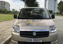 Bán xe Suzuki APV màu ghi vàng