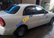 Cần bán xe cũ Daewoo Lanos đời 2001, màu trắng, giá chỉ 77 triệu
