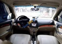 Cần bán xe cũ Daewoo Gentra đời 2008, màu đen, 198 triệu