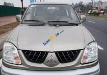 Bán ô tô Mitsubishi Jolie SS sản xuất 2005, màu vàng số sàn, 248tr