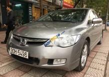 Bán Honda Civic 2.0AT đời 2007, màu bạc chính chủ