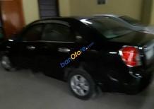 Cần bán Daewoo Lacetti đời 2008, màu đen