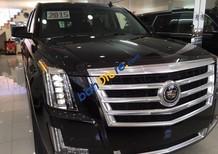 Bán xe Cadillac Escarade ESV Premium đời 2016, màu đen, nhập khẩu