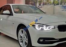 BMW Đà Nẵng bán xe BMW 3 Series 320i Limit Edition 2016, màu trắng, xe nhập