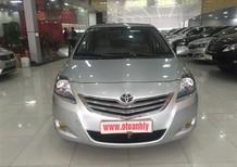 Bán ô tô Toyota Vios đời 2012, màu bạc, giá 485tr