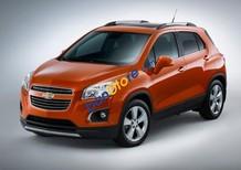 Chevrolet Trax lần đầu tiền suất hiện trên thị trường giá cực kì ưu đãi