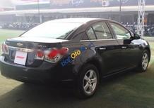 Cần bán xe cũ Chevrolet Cruze LS 1.6MT năm 2011, màu đen, 402tr