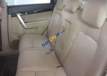 Bán xe cũ Chevrolet Captiva Maxx đời 2010, màu bạc chính chủ, giá chỉ 495 triệu