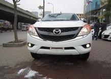 Xe Mazda BT 50 2015, màu trắng, xe nhập