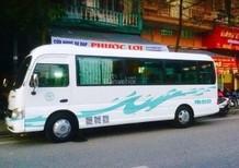 Bán Hyundai County limuosine đời 2011, màu trắng, nhập khẩu chính hãng
