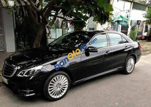 Cần bán lại xe Mercedes E400 đời 2013, màu đen, nhập khẩu chính hãng còn mới
