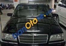 Bán ô tô Mercedes C200 đời 2000, màu đen, nhập khẩu chính hãng số sàn, 185tr