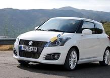 Suzuki Vân Đạo bán ô tô Suzuki Swift 1.4 AT đời 2016, màu trắng, nhập khẩu chính hãng