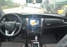 Bán xe Toyota Fortuner 2.7V 4x2AT đời 2017, màu đen, nhập khẩu