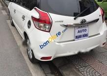 Cần bán xe cũ Toyota Yaris G 1.3AT đời 2015, màu trắng, nhập khẩu chính hãng, giá bán 650tr