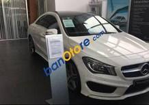 Cần bán gấp Mercedes CLA250 đời 2016, màu trắng, nhập khẩu