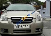 Cần bán lại xe Daewoo Gentra MT năm 2010