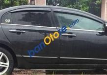 Cần bán xe Honda Civic AT năm 2009, màu đen, giá tốt