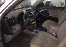 Cần bán xe cũ Toyota RAV4 Limited 2.4AT đời 2007, màu bạc, xe nhập