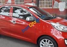 Bán xe cũ Kia Picanto AT đời 2013, màu đỏ, nhập khẩu
