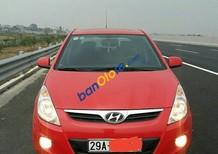 Cần bán xe cũ Hyundai i20 đời 2011, màu đỏ, xe nhập